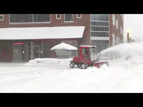 Snow roundup Checking in on New York Vermont & New Hampshire