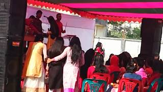 Bangla Songs By Bangladesh Gril College By GMP