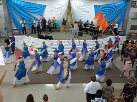 Ministerio de Danza Kaddesh Levantate Paul Wilbur