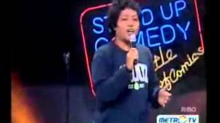 Jui - Diminta Gantiin Ariel, tapi jadi yg dipenjara - Stand Up Comedy
