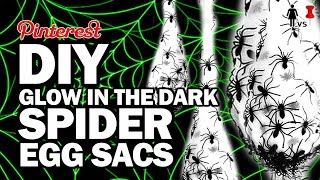 DIY Spider Egg Sacs, Corinne VS Pin #31
