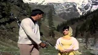 Tum Agar Saath Dene Ka HD With Lyrics - Sunil Dutt  & Vimi