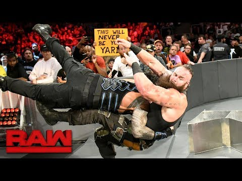 Xxx Mp4 Roman Reigns Vs Braun Strowman Last Man Standing Match Raw Aug 7 2017 3gp Sex
