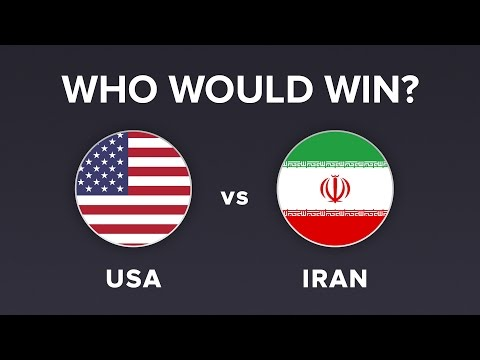 watch Iran vs The United States - Who Would Win? - Military Comparison