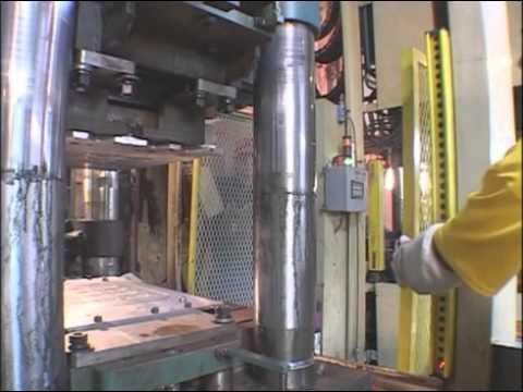 Seguridad Industrial Protección de Maquinaria guardas y barreras fisicas