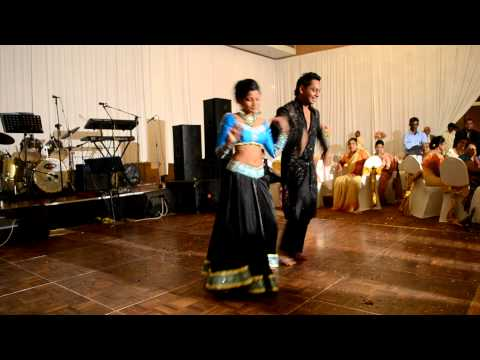 The Best Wedding Reception Dance EVER BOLLYWOOD