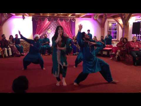 Team Sayedar Mehndi Dance aka Best Mehndi Dance Ever