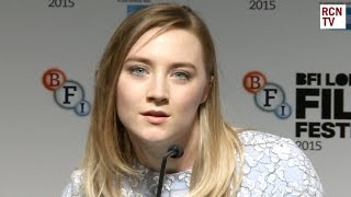 Saoirse Ronan On Brooklyn Movie Ending