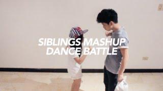 Siblings Mashup Dance Battle