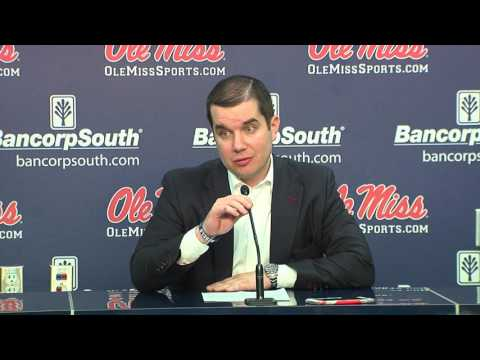 Ole Miss WBB: Press Conference - vs. Grambling State (03-16-17)