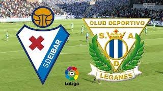 La Liga 2018/19 - Eibar Vs Leganes - 22/09/18 - FIFA 18