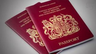 In The World, There Are Only FOUR Passport Colours And Each One Means Something Different!