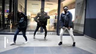 ON by DJ wobbly ft dope artist and base gang Official Dance Cover