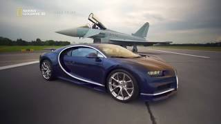 MEGA FACTORIES Bugatti Chiron (English)
