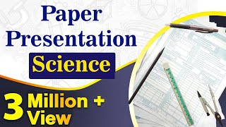 Science Paper Presentation Tips For Students | Exam Tips | LetsTute