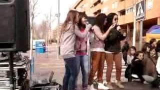 Karaoke Loranca! Carmen, Elizabeth, Sonia & Bárbara (1) Torero