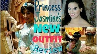 Princess Jasmine's New Outfit Review