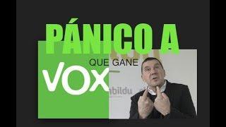 Otegi y el PNV tienen miedo a VOX