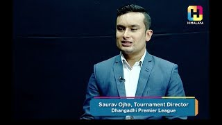INTERVIEW WITH SAURAV OJHA (TOURNAMENT DIRECTOR, DPL) | CRICKET AND MORE