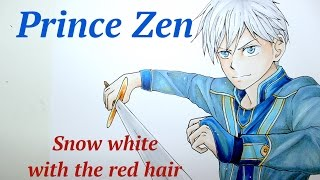 Snow White With The Red Hair | Prince Zen In COPICS