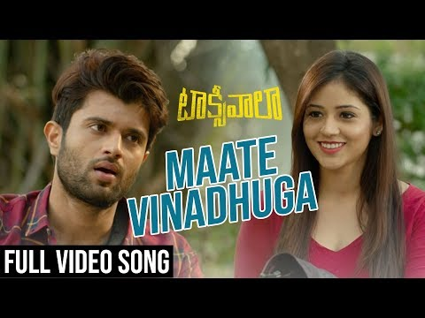 Xxx Mp4 Maate Vinadhuga Full Video Song Taxiwaala Video Songs Vijay Deverakonda Priyanka Jawalkar 3gp Sex