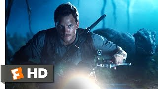 Jurassic World (5/10) Movie CLIP - Raptor Recon (2015) HD