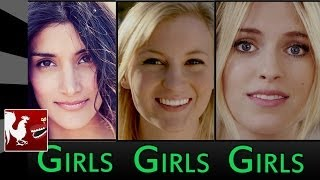 Girls Girls Girls – RT Shorts