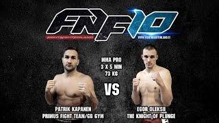 FNF 10 - Kapanen vs. Oleksii