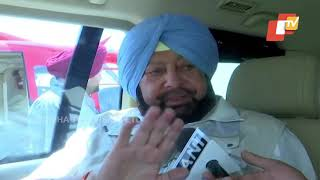 Sidhu's ill : timed comments damages Congress, says Punjab CM