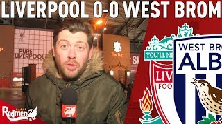Solanke Disallowed Goal Robs Reds! | Liverpool v West Brom 0-0 | Paul's Match Reaction