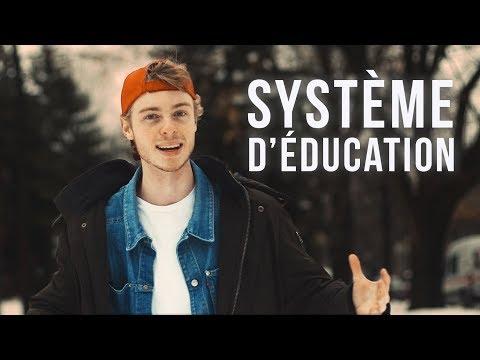 Le Système d'Éducation, Une Bonne Fois Pour Toutes