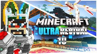 Minecraft: Ultra Modded Revival Ep. 19 - EXTREME DUPLICATION