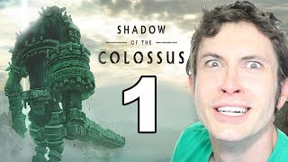 SHADOW OF THE COLOSSUS!! (REMASTERED) - Part 1