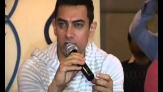 Aamir Khan on His Moochi