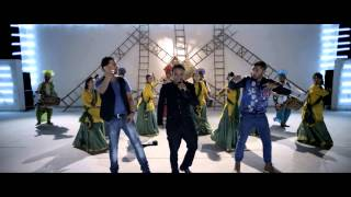 Horaan Naal Nachdi | Tu Mera 22 Main Tera 22 | Saleem | Amrinder Gill | Yo Yo Honey Singh | 2013