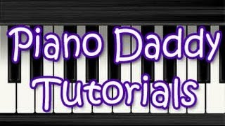 Laal Dupatta (Mujhse Shaadi Karogi) Piano Tutorial ~ Piano Daddy