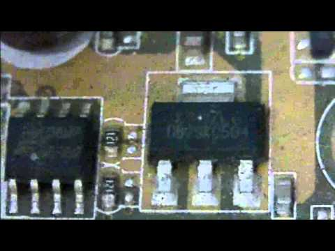 Identificando Transistores
