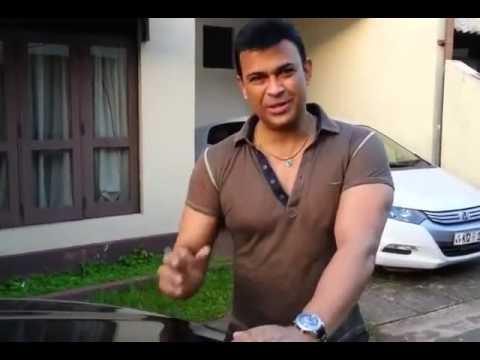 Sri Lankan Actor Ranjan Ramanayake's message to Indian Actor Salman Khan