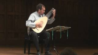 Fantasia in c minor by S. L. Weiss, performed by Nigel North