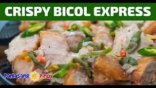 How to Cook Crispy Bicol Express
