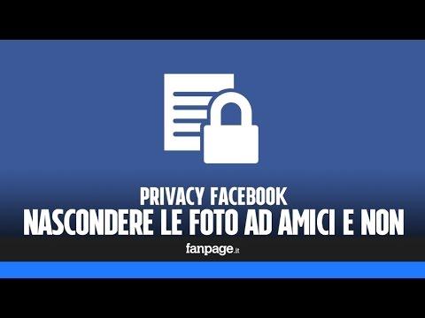 Xxx Mp4 Videoguida Alle Foto Su Facebook Come Nasconderle Ad Amici E Non 3gp Sex