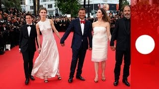 The race for the Palme D'Or gets underway at Cannes