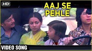 Aaj Se Pehle Aaj Se Zyada (HD) | Chitchor Songs | K. J. Yesudas Hindi Songs | Old Hindi Songs