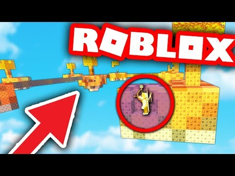 NEW ROBLOX STRATEGY is TOO GOOD...  (Roblox Skywars)