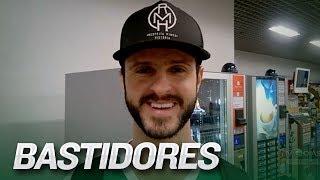 Bastidores - Ceará 0 x 1 Goiás - Brasileirão 2017