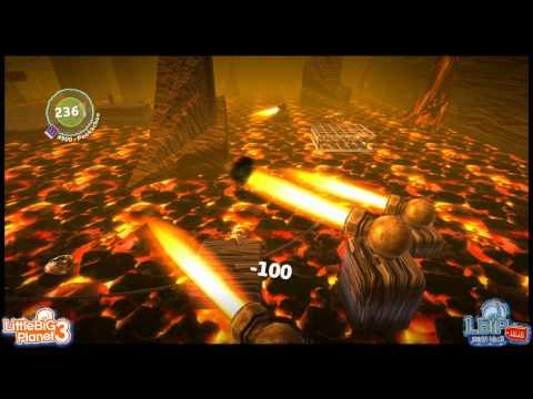 Xxx Mp4 LittleBigPlanet 3 BETA PS4 Sally In The Fireworld 3DPlatformer 3gp Sex