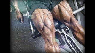 Parçalı Bacak Kasları İçin Çalışma Programı