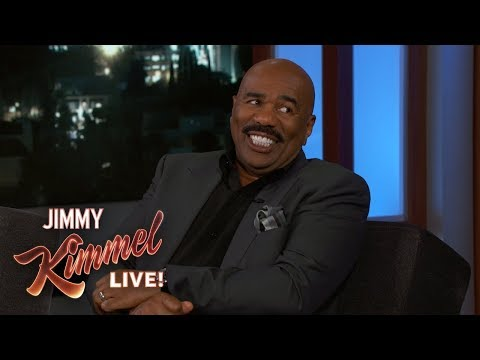 Steve Harvey Doesn t Like Being a Grandfather