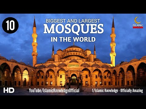 Xxx Mp4 Top 10 Beautiful Biggest And Largest Mosques In The World 3gp Sex