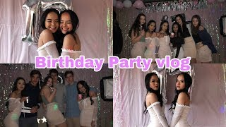 BIRTHDAY PARTY VLOG 17+